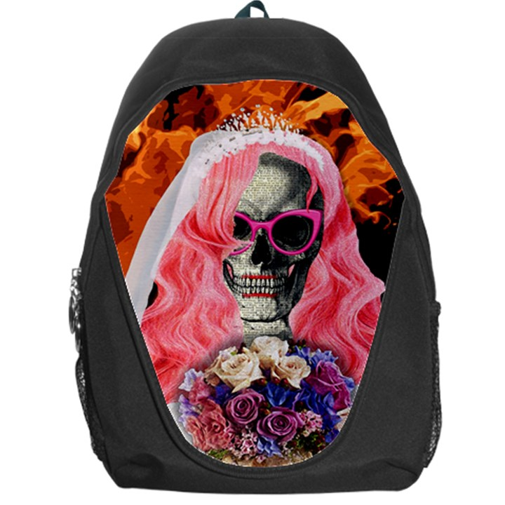 Bride from hell Backpack Bag