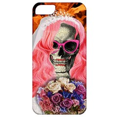 Bride From Hell Apple Iphone 5 Classic Hardshell Case by Valentinaart