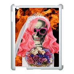 Bride From Hell Apple Ipad 3/4 Case (white) by Valentinaart