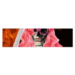 Bride From Hell Satin Scarf (oblong) by Valentinaart