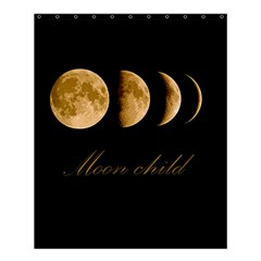 Moon Child Shower Curtain 60  X 72  (medium)  by Valentinaart