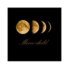 Moon Child Acrylic Tangram Puzzle (6  X 6 ) by Valentinaart