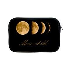Moon Child Apple Ipad Mini Zipper Cases by Valentinaart