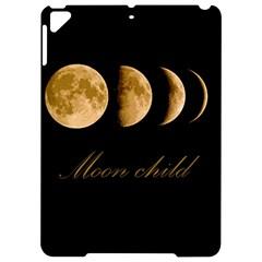 Moon Child Apple Ipad Pro 9 7   Hardshell Case by Valentinaart