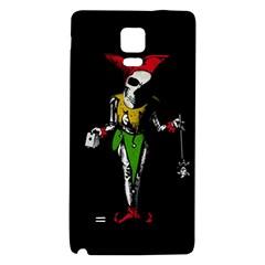 Joker  Galaxy Note 4 Back Case by Valentinaart