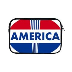America 1769750 1280 Apple Ipad Mini Zipper Cases by Colorfulart23