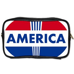 America  Toiletries Bags 2 Side by Colorfulart23