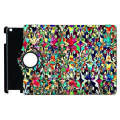 Psychedelic Background Apple Ipad 3/4 Flip 360 Case by Colorfulart23