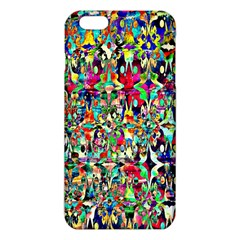 Psychedelic Background Iphone 6 Plus/6s Plus Tpu Case by Colorfulart23