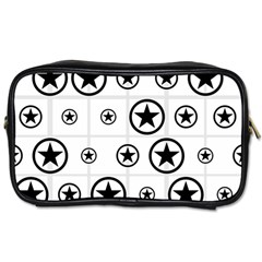 Army Stars Toiletries Bags 2 Side by linceazul