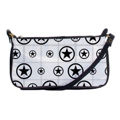 Army Stars Shoulder Clutch Bags by linceazul