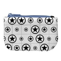 Army Stars Large Coin Purse by linceazul