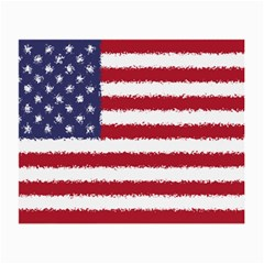 Flag Of The United States America Small Glasses Cloth by paulaoliveiradesign