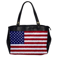 Flag Of The United States America Office Handbags by paulaoliveiradesign