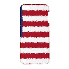 Flag Of The United States America Apple Ipod Touch 5 Hardshell Case by paulaoliveiradesign
