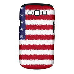 Flag Of The United States America Samsung Galaxy S Iii Classic Hardshell Case (pc+silicone) by paulaoliveiradesign