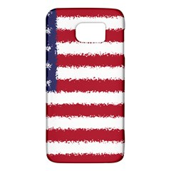 Flag Of The United States America Galaxy S6 by paulaoliveiradesign