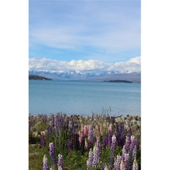 Lake Tekapo New Zealand Landscape Photography 5 5  X 8 5  Notebooks by paulaoliveiradesign