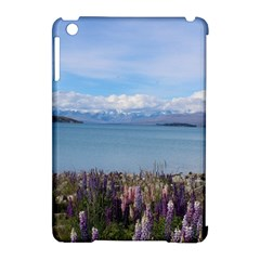Lake Tekapo New Zealand Landscape Photography Apple Ipad Mini Hardshell Case (compatible With Smart Cover) by paulaoliveiradesign