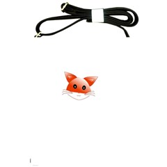 Animal Image Fox Shoulder Sling Bags by BangZart