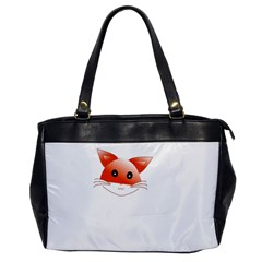 Animal Image Fox Office Handbags by BangZart