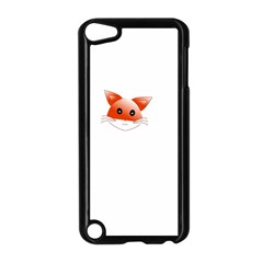 Animal Image Fox Apple Ipod Touch 5 Case (black) by BangZart