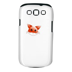 Animal Image Fox Samsung Galaxy S Iii Classic Hardshell Case (pc+silicone) by BangZart