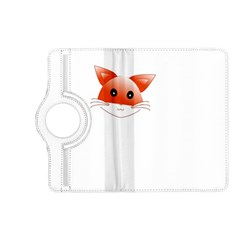 Animal Image Fox Kindle Fire Hd (2013) Flip 360 Case by BangZart