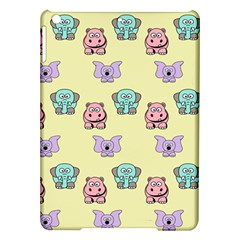 Animals Pastel Children Colorful Ipad Air Hardshell Cases by BangZart