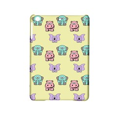Animals Pastel Children Colorful Ipad Mini 2 Hardshell Cases by BangZart