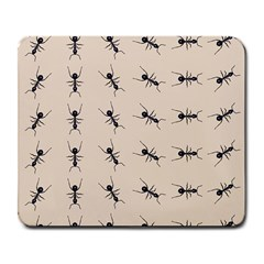 Ants Pattern Large Mousepads