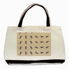 Ants Pattern Basic Tote Bag by BangZart