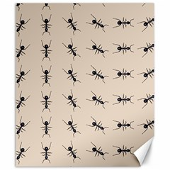 Ants Pattern Canvas 20  X 24   by BangZart