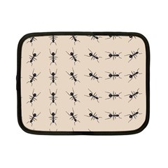 Ants Pattern Netbook Case (small)  by BangZart