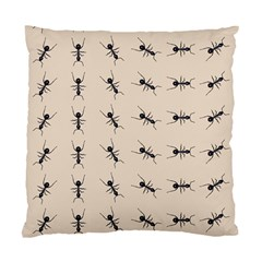Ants Pattern Standard Cushion Case (two Sides)