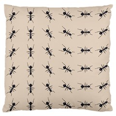 Ants Pattern Large Cushion Case (one Side) by BangZart