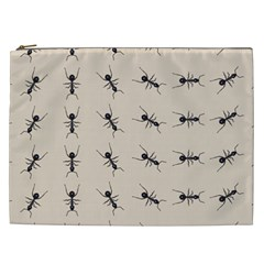 Ants Pattern Cosmetic Bag (xxl)