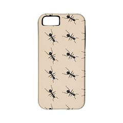 Ants Pattern Apple Iphone 5 Classic Hardshell Case (pc+silicone) by BangZart