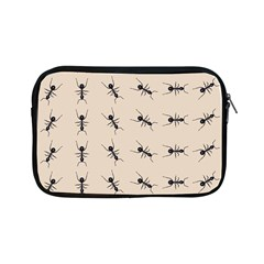 Ants Pattern Apple Ipad Mini Zipper Cases by BangZart