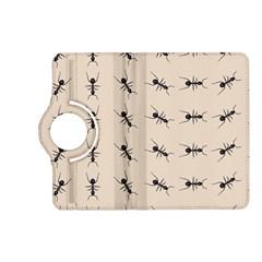 Ants Pattern Kindle Fire Hd (2013) Flip 360 Case by BangZart