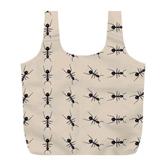 Ants Pattern Full Print Recycle Bags (l)