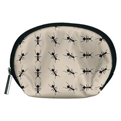 Ants Pattern Accessory Pouches (medium)