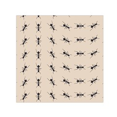 Ants Pattern Small Satin Scarf (square) by BangZart