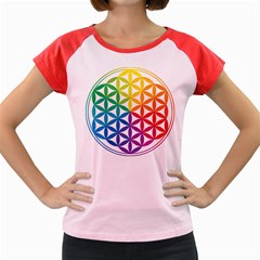 Heart Energy Medicine Women s Cap Sleeve T Shirt by BangZart