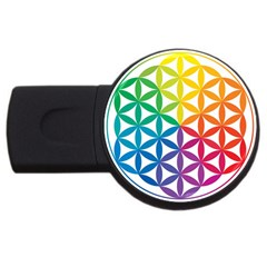 Heart Energy Medicine Usb Flash Drive Round (2 Gb)