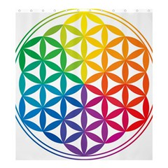 Heart Energy Medicine Shower Curtain 66  X 72  (large)  by BangZart