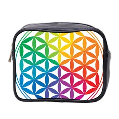 Heart Energy Medicine Mini Toiletries Bag 2 Side by BangZart