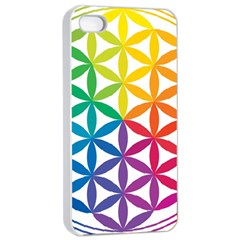Heart Energy Medicine Apple Iphone 4/4s Seamless Case (white)