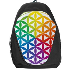 Heart Energy Medicine Backpack Bag by BangZart