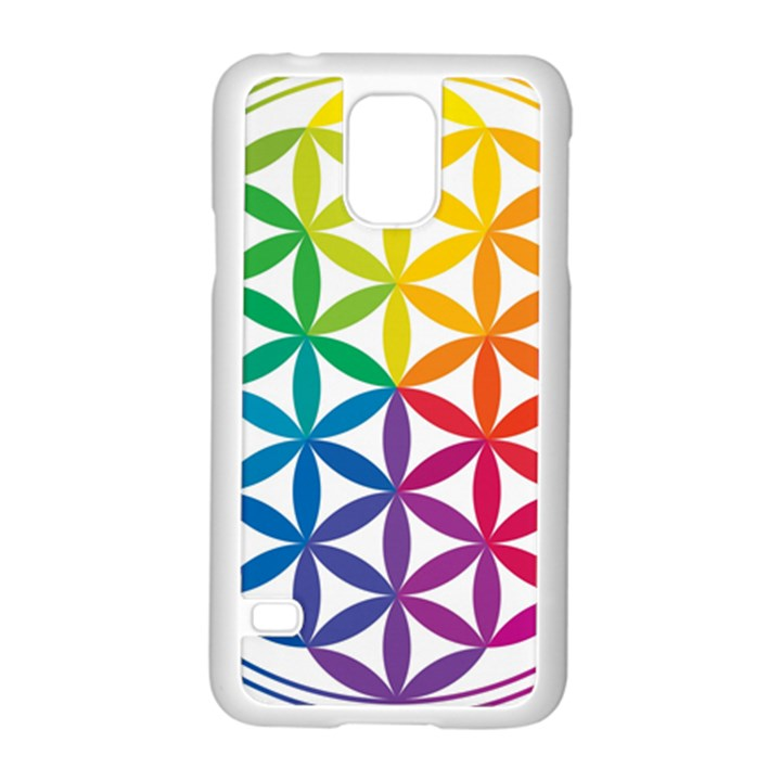 Heart Energy Medicine Samsung Galaxy S5 Case (White)